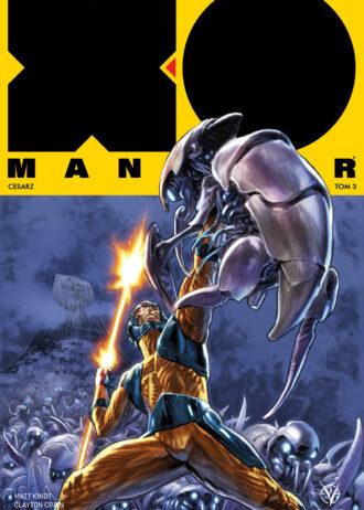 XO 3 cover