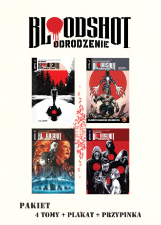 okładka pakietu bloodshot