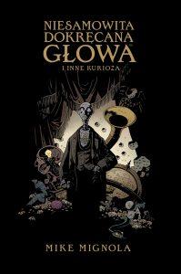 Dokrecana glowa_cover – front